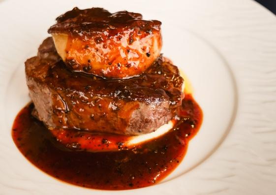 ※写真は「ロッシーニ」ですので、実際のお料理とは異なります。